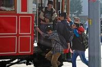 Tram and Kids
