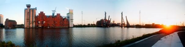 Reiherstieg in Wilhelmsburg